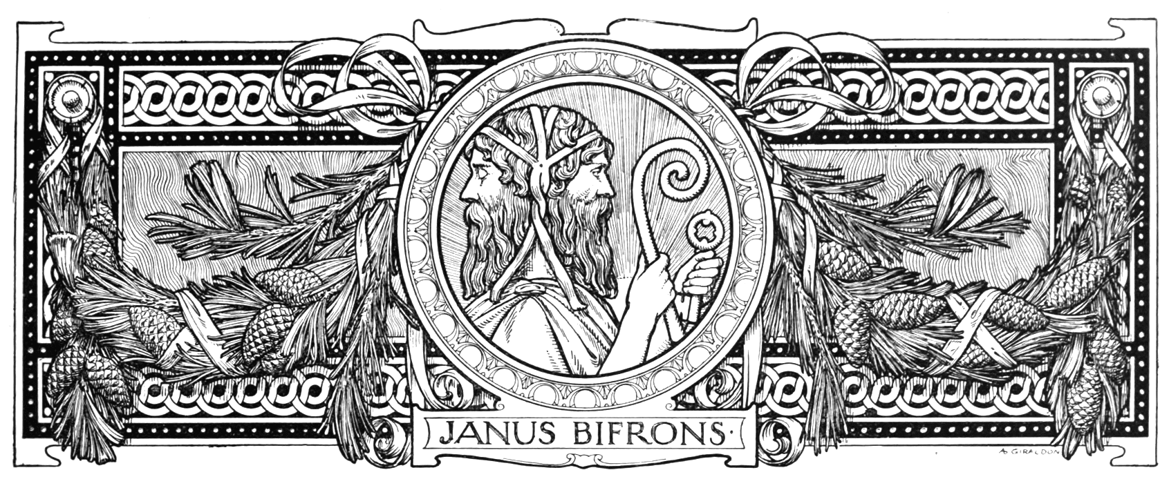 Janus Bifrons - Witch It Good - Atheona's Stillpoint